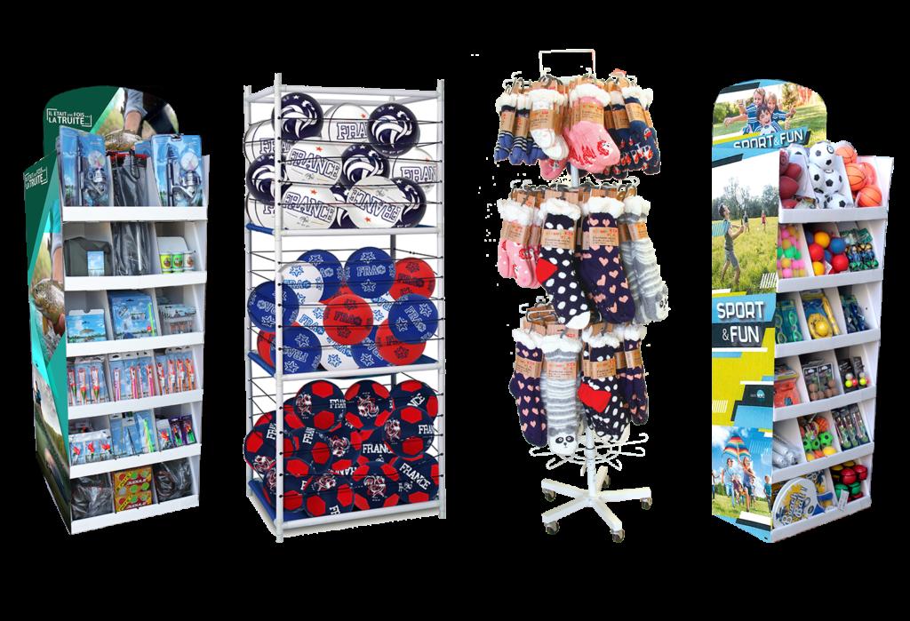 Box display Groupe Nemo
