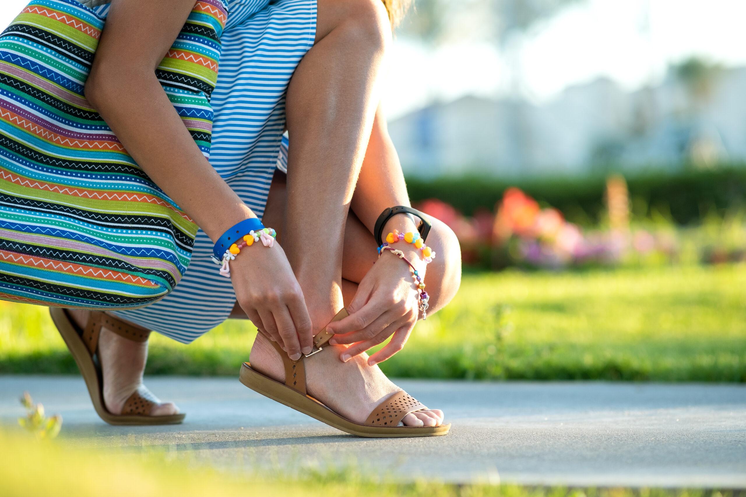 sandales espadrilles chaussant gante