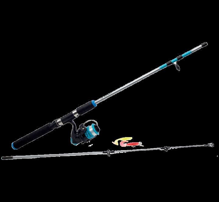 Pack prêt à pêcher