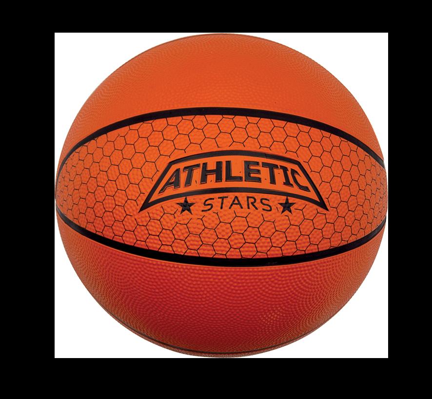 Ballon de basket distribué par le Groupe Nemo