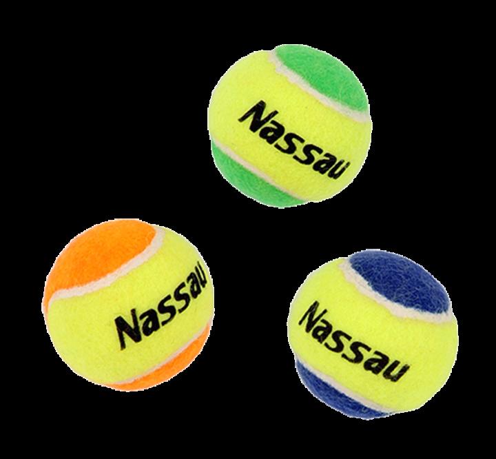 Balles de tennis NASSAU