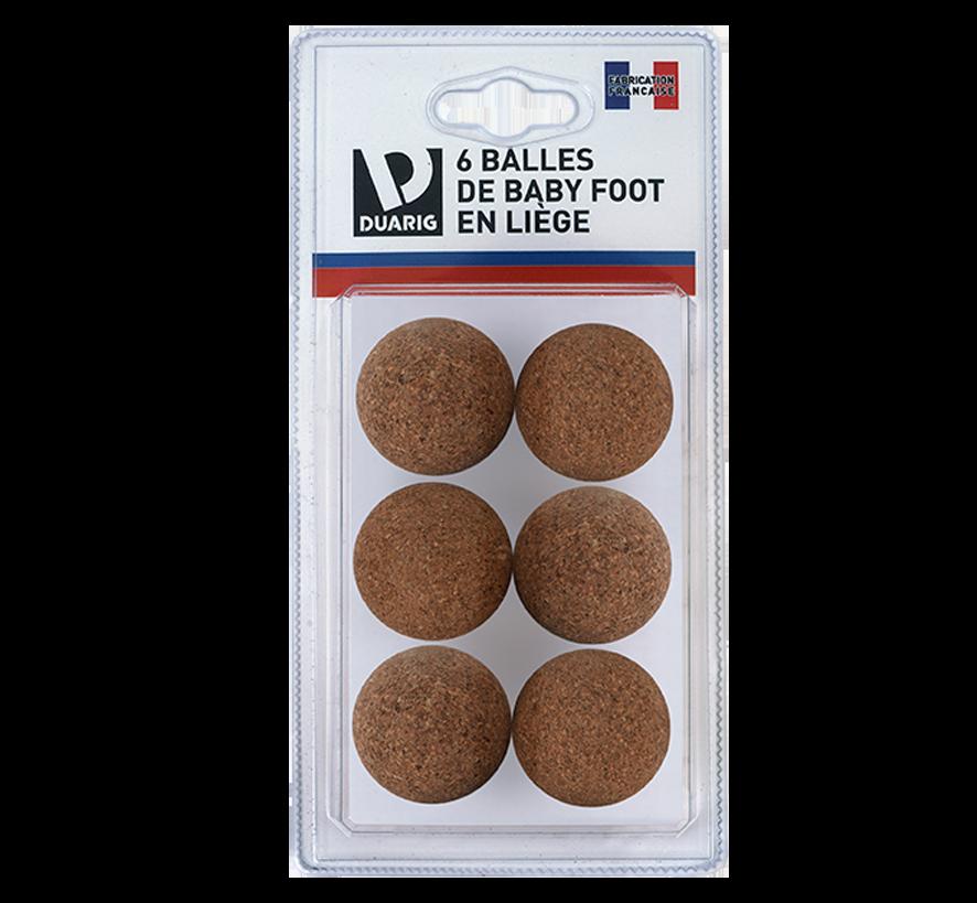 Balles de baby foot DUARIG