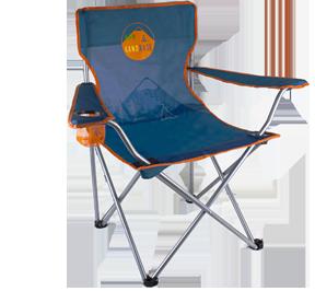 fauteuil parapluie de camping Kandbase