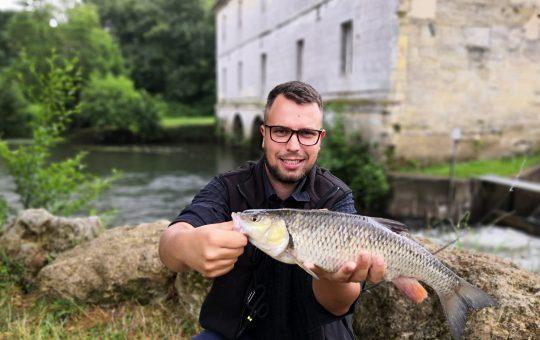 pêche eau douce